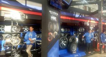 Ayo Datang ke Booth HSR Wheel di GIIAS 2019