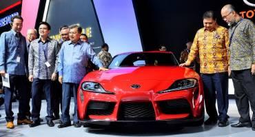 Mengintip Mobil-Mobil Terbaru di Opening GIIAS 2019