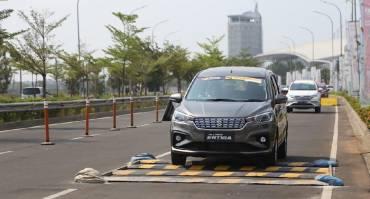 Tips Test Drive Mobil Baru di GIIAS 2019
