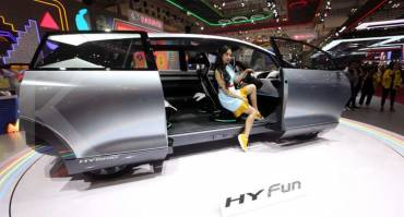 Yuk, Lihat Beberapa Mobil Konsep di GIIAS 2019