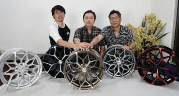 HSR MYTH 01, Velg Original Design Pertama HSR Wheel