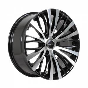 HSR Banti TY0178 Ring 20x8,5 Hole 6x139,7 ET20 Black Machine Face