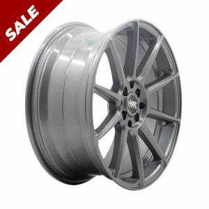 HSR Fuji JD971 Ring 18X8 H8X100-114,3 ET45 Semi Matte Grey