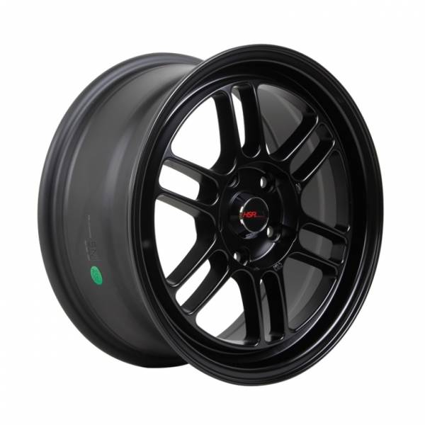 HSR Kumamoto 60423 R16X7 H5X114,3 ET40 Semi Matte Black