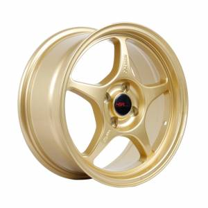 HSR Sensei 50553 R16X7 H4X100 ET35 Gold