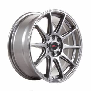 HSR Shinjuku JD7060 Ring 16x7 H8x100-114,3 ET 35 Semi Matte Grey