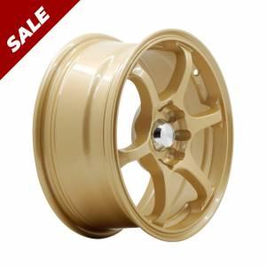 HSR Yuzawa JD6030 Ring 15x7 H8x100-114,3 ET40 Gold