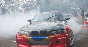 Ayo Rasakan Taxi Drift Bersama Intersport AR Team di ICEMOD 2019