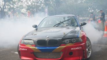 Ayo Rasakan Taxi Drift Bersama Intersport AR Team di ICEMOD 2019