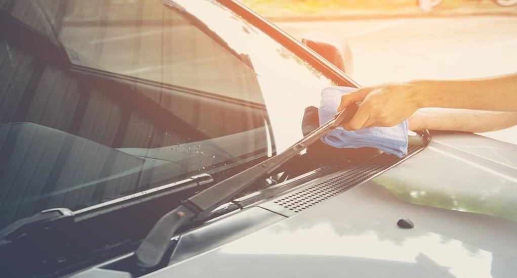 Cara Membersihkan Jamur Pada Kaca Mobil