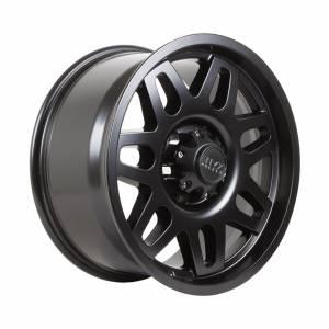 HSR Dompu H1399 Ring 18x9 H6x139,7 ET 20 Semi Matte Black
