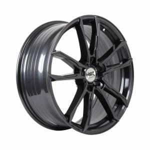 HSR FG Tual B361X Ring 18x8,5 Hole 5x114,3 ET45 Liquid Metal