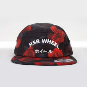 HSR Red Rossie ( List White )