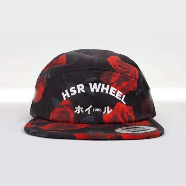 HSR Red Rossie ( List White )