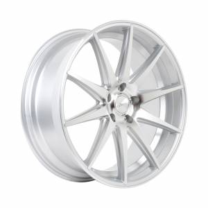 HSR Technik G140 Ring 20x8,5 H5x114,3 ET38 Silver Machine Face