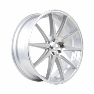 HSR Technik G140 Ring 22x8,5 H5x114,3 ET38 Silver Machine Face