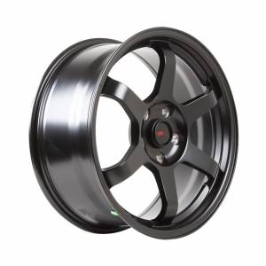 HSR Tokyo C020 Ring 17x7,5 H5x114,3 ET40 Semi Matte Black