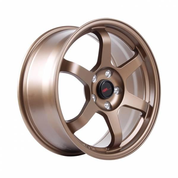 HSR Tokyo C020 Ring 17x7,5 H5x114,3 ET40 Semi Matte Bronze