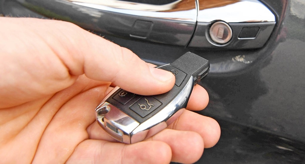 Smart Keyless Entry Mobil Bermasalah? Ini Penyebabnya