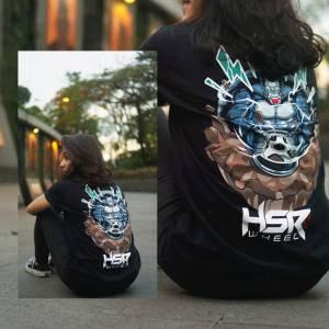 T-Shirt Premium Type Gorira Front1