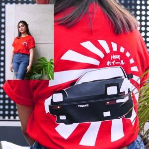 T-Shirt Premium Type Hinode