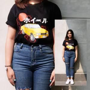 T-Shirt Premium type Kasai