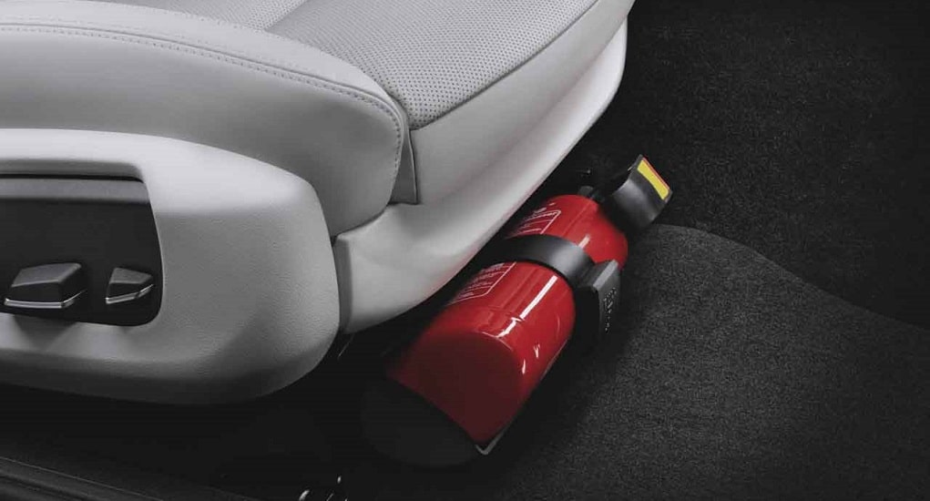 Tips Menyimpan APAR di Mobil