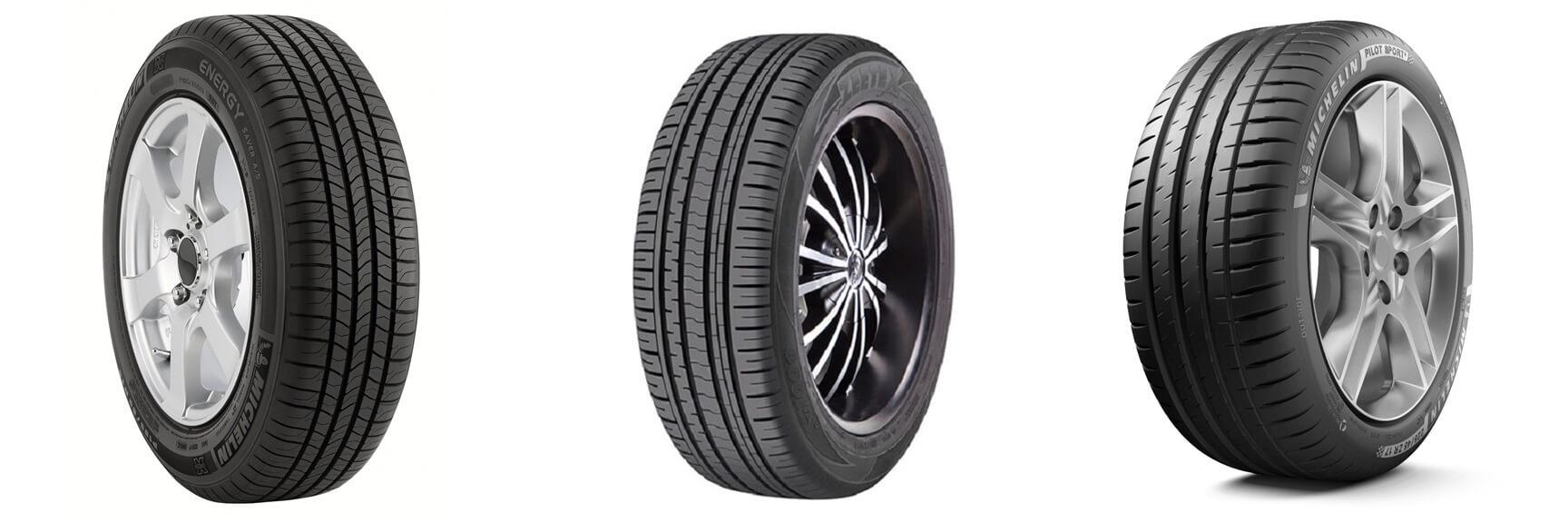 Harga Ban Mobil Michelin Ring 18