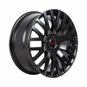 HSR Britain H145 Ring 17X7,5 H8x100-114,3 ET42 Semi Matte Black