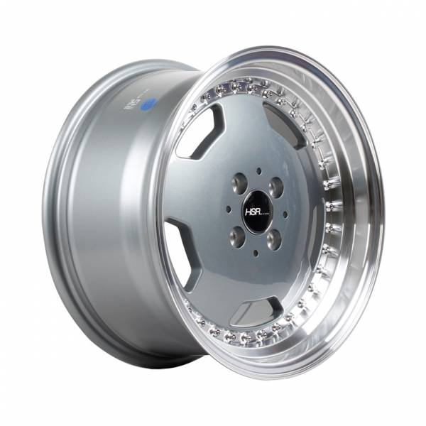 HSR Goethe R16X78 H4X100 ET4238 Grey Machine Lips