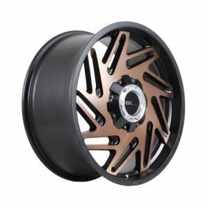 HSR Malinau WL150FX03 Ring 20x9 H6x139,7 ET18 BK Bronze