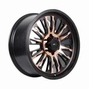 HSR Melawi WL155 MB01 Ring 20x9 H6x139,7 ET18 BK-Bronze