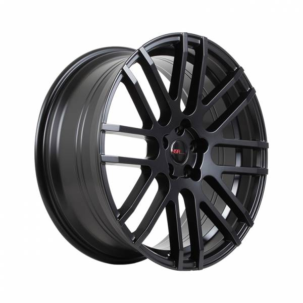 HSR Nath A8020F Ring 20x8,5 H5x114,3 ET42 Semi Matte Black