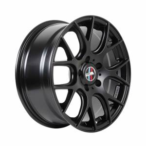 HSR P40 L046 Ring 17x7,5 H5x120 ET35 Semi Matte Black