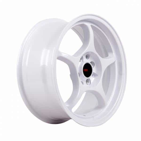 HSR Sensei H5039 R16x7 H8x100-114,3 ET35 White