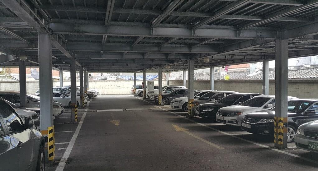 Dimana Parkir Mobil yang Aman