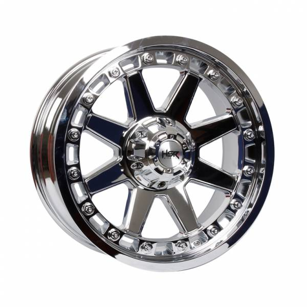 HSR Caruban H83743 Ring 20x9 H6x139,7 ET15 Chrome
