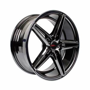 HSR NE5 53223 Ring 17x7,5 H8x100-114,3 ET35 Black Chrome