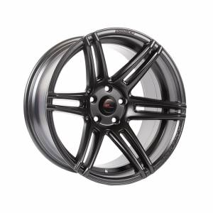 HSR Payangan 86042 Ring 18x9,5-10,5 H5X114,3 ET20-15 Semi Matt Black