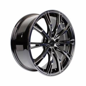 HSR Takikawa 10453 Ring 18x8 H5x114,3 ET35 Black Chrome