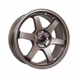 HSR Tokyo 6068D Ring 18x8,5 H5x114,3 ET40 Semi Matte Bronze