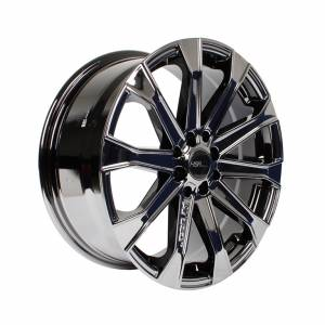HSR Verezzo 10689 Ring 17x7,5 H8x100-114,3 ET40 Black Chrome