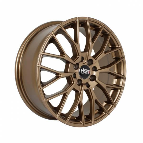 HSR Anemon H308 Ring 17x7 H8x100-114,3 ET45 Semi Matte Bronze1