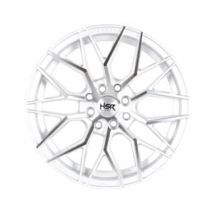 HSR Botawa 7236 Ring 16x7 H8x100-114,3 ET45 Silver Machine Face1