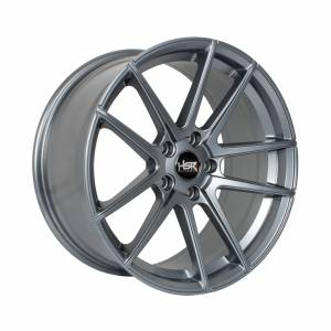 HSR Cocah H1002 Ring 18x8,5 H5x114,3 ET35 Semi Matte Grey1