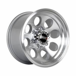HSR Duffy JT84 Ring 15x8 H6x139,7 ET-10 Silver Machine Face Lips1