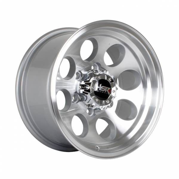 HSR Duffy JT84 Ring 15x8 H6x139,7 ET-10 Silver Machine Face Lips1