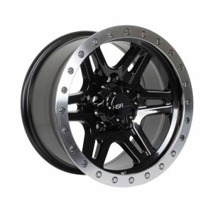 HSR Kwanyar WL143 Ring 15x8 H5x139,7 ET0 Black Machine Lips1