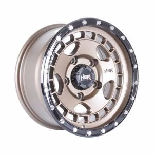 HSR Mahawa JT1552 Ring 15x7 H5x139.7 ET0 Semi Matte Bronze Black Lips1