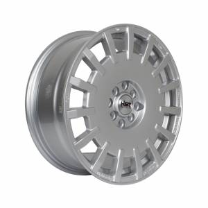 HSR Rally H1071 Ring 17x7 H8x100-114,3 ET45 Silver
